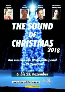 Plakat Xmas Gablitz 2018